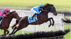 Champion hurdler Black And Bent setting a new Australian record in consecutive jumps victories.