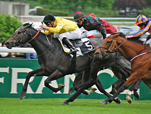 Anabaa colt takes French classic