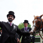 Dawn Approach brave at Royal Ascot