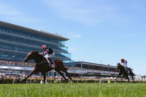 Polanski slays Derby field