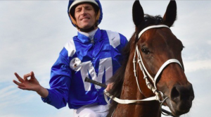 Hugh Bowman on Winx. Photo Credit: i.huffpost.com