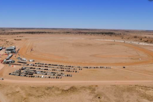 Birdsville: Australia's wildest horse races