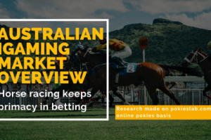 Australian iGaming Market Overview: Horse racing keeps primacy in betting