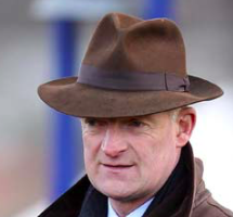 Willie Mullins has sights set on Dublin Racing Festival