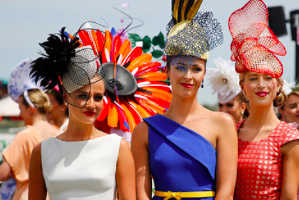 Outfit ideas for the Spring horse racing carnival
